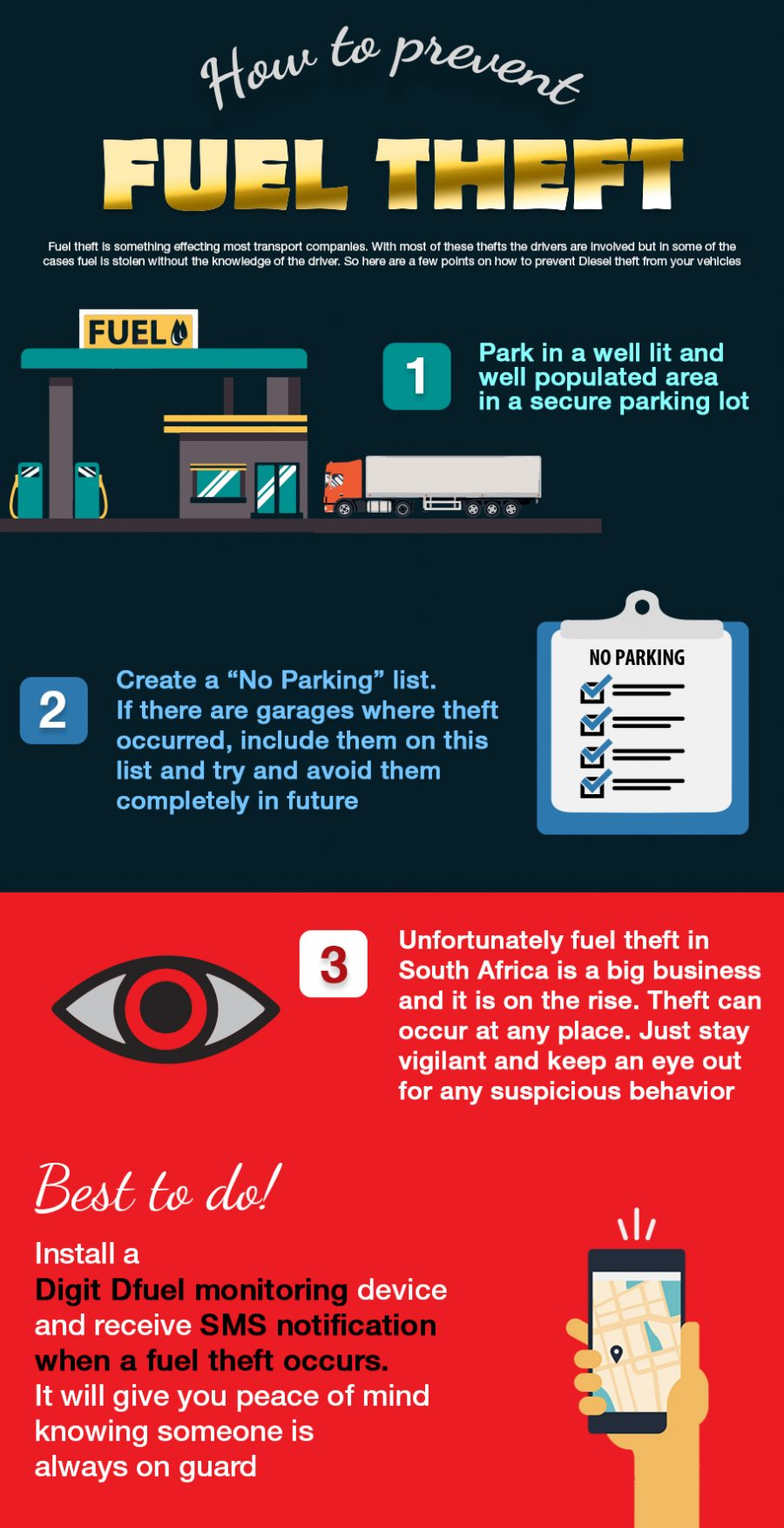 Preventing Diesel Fuel Theft In South Africa Digit Vehicle Tracking