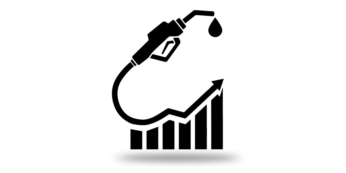 fuel price going up